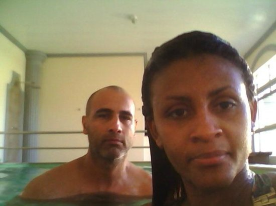 Hotel Portal das Aguas: Nós!