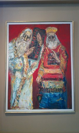 The Sherwin Miller Museum of Jewish Art: Art