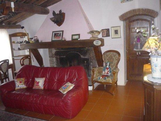Country Inn Casa Mazzoni: sempre le mani d'oro....