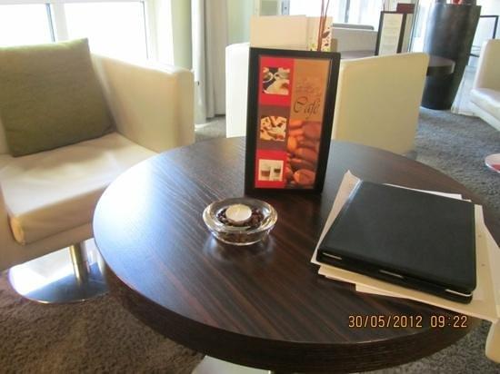 Mercure Hotel Am Franziskaner Villingen-Schwenningen: The Lobby