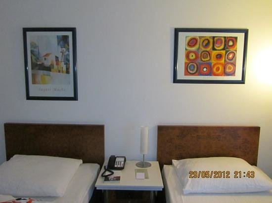 Mercure Hotel Am Franziskaner Villingen-Schwenningen: the room
