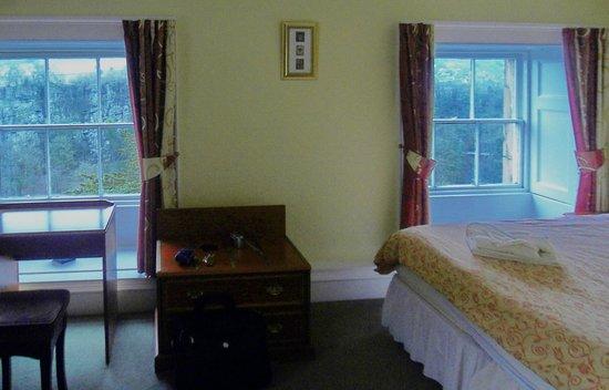 Willersley Castle Hotel: My Derwent Room - part view