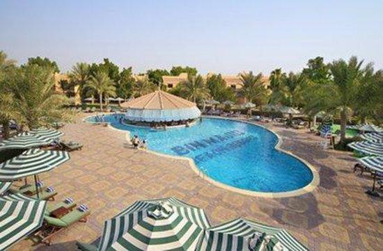 Bin Majid Beach Resort : Pool Side