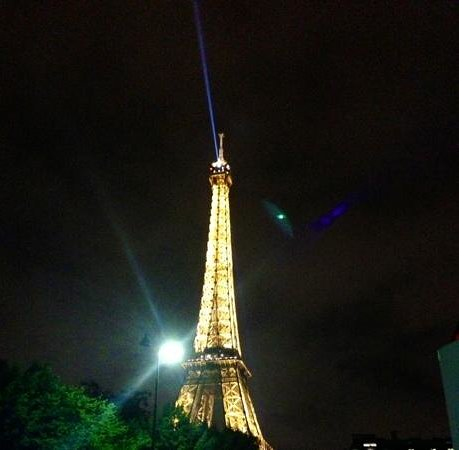 Mercure Paris Centre Eiffel Tower Hotel Photo