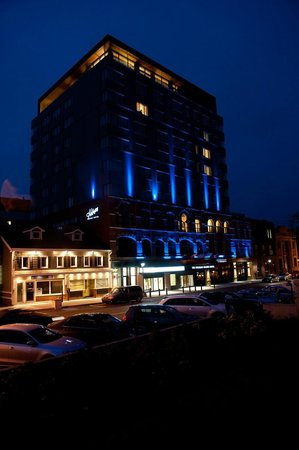 The Holman Grand Hotel: The Holman Grand