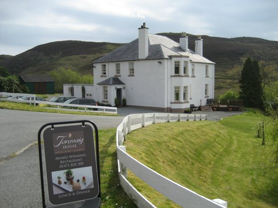 Toravaig House Hotel: View of Hotel