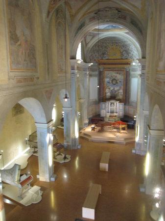 San Colombano - Tagliavini Collection: the church