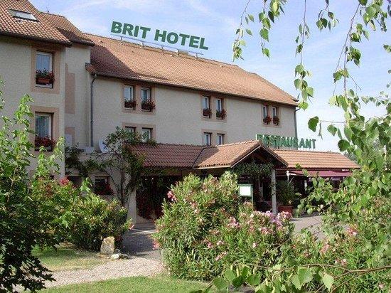 Brit Hotel Agen - L'Aquitaine: Exterior view