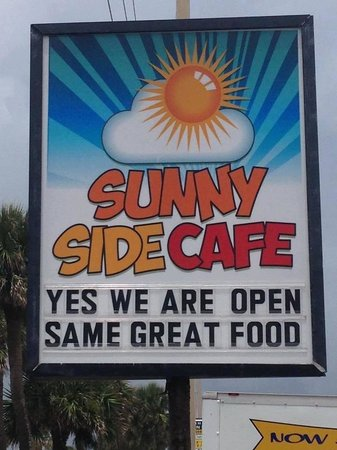 Sunnyside Cafe: Under new management come check it out !