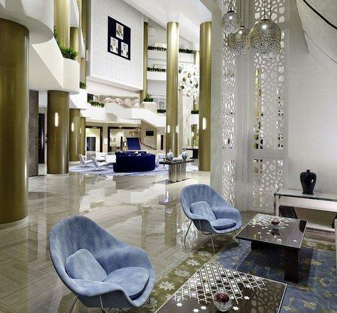 Le Meridien Al Khobar: Lobby - Overview