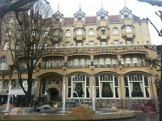 Hampshire Hotel - Amsterdam American: Mooi Hotel