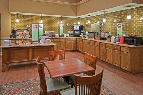 Country Inn & Suites by Radisson, London, KY: Breakfast area
