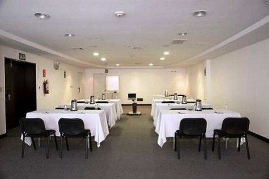 Radisson Hotel Decapolis Miraflores: Meeting Room