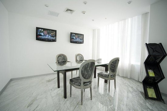 Radisson Hotel Decapolis Miraflores: Board Room