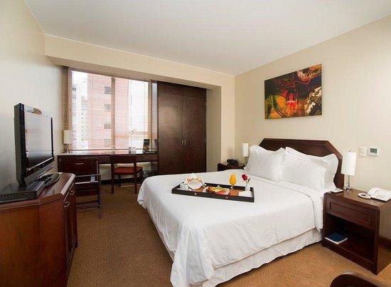 Radisson Hotel Decapolis Miraflores: Deluxe Room