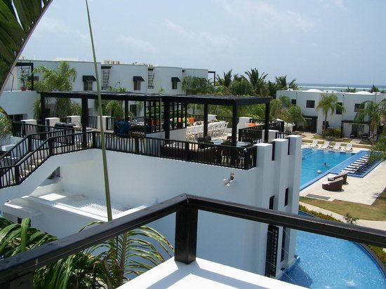 Las Terrazas Resort: from our terrace