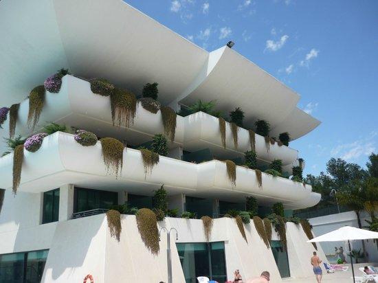 Hotel Deloix Aqua Center: hotel