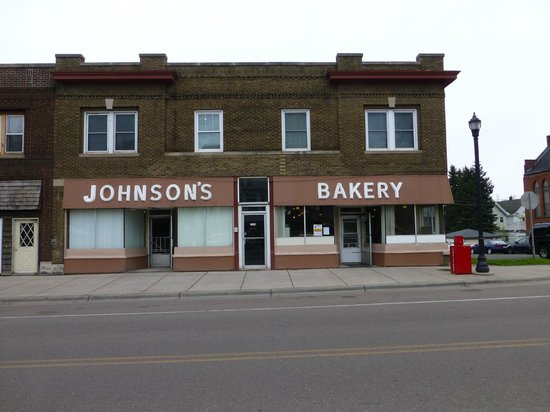 Johnson's Bakery & Coffee Shop: The Bakery!