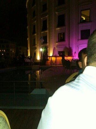 Limak Eurasia Luxury Hotel: balcony