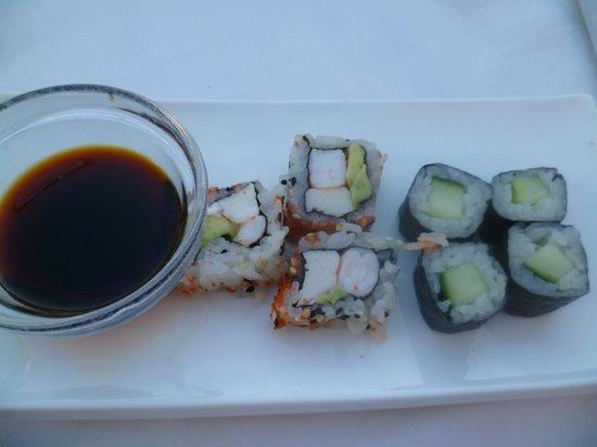 Gran Tacande Wellness & Relax Costa Adeje: Sushi