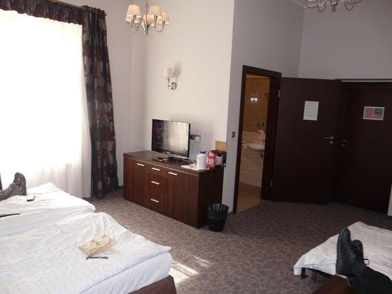 Rezydent Hotel: Triple bedroom (75)