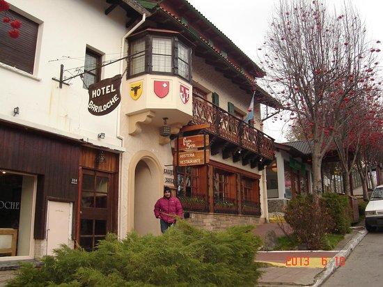 Hosteria La Casita: Hosteria