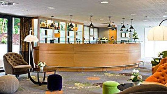 BEST WESTERN PLUS Hotel De La Regate : Bar/Lounge
