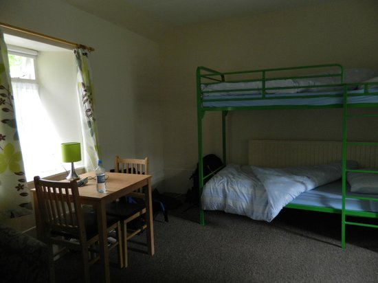 Knoydart Foundation Bunkhouse: bedroom