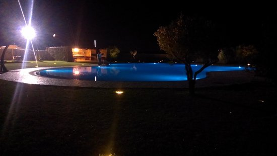 Agriturismo Il Poeta Contadino : piscina