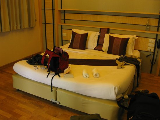 พารากอน อินน์: Hotel