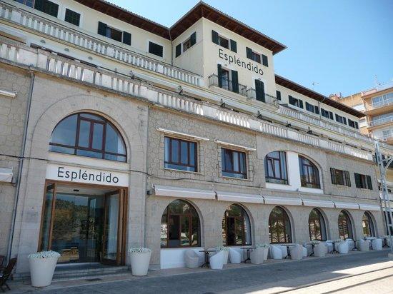 Esplendido Hotel: Exterior