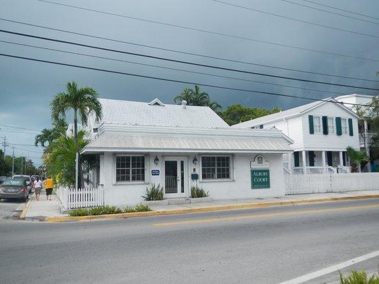Albury Court Hotel in Key West: albury