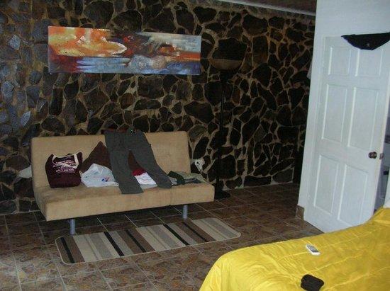 Hotel Mimos: room