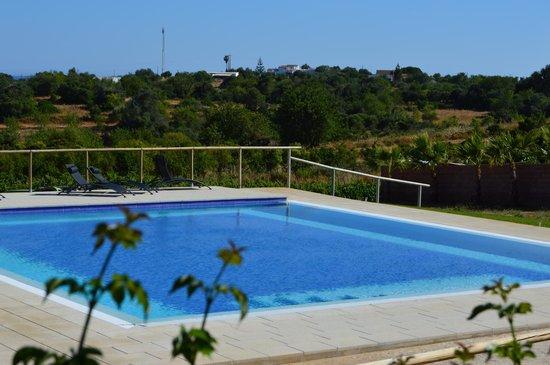 Guesthouse Quinta Saleiro : preciosa piscina