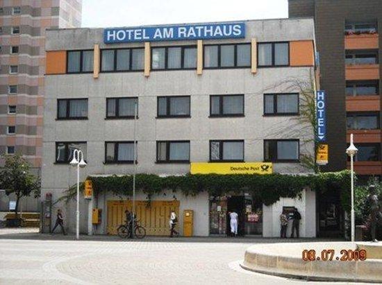 Hotel am Rathaus: Exterior View