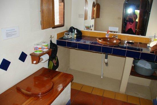Hotel Finca del Sol: Bathroom