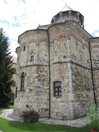 Novo Hopovo Monastery: St. Nicholas Church