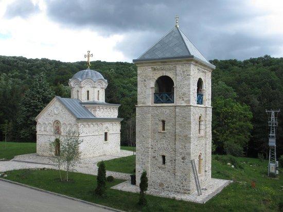 Novo Hopovo Monastery: St. Panteleimon Church at Staro Hopovo Monastery