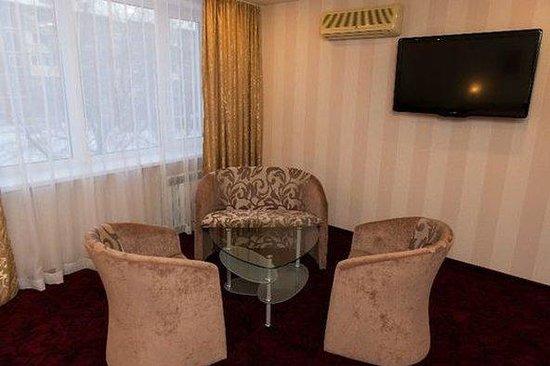 Rossiya Hotel: Studio