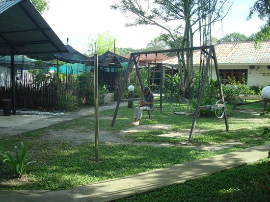 Green Village Langkawi: Play equipment