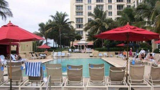 Palm Beach Marriott Singer Island Beach Resort & Spa: Adults´ pool