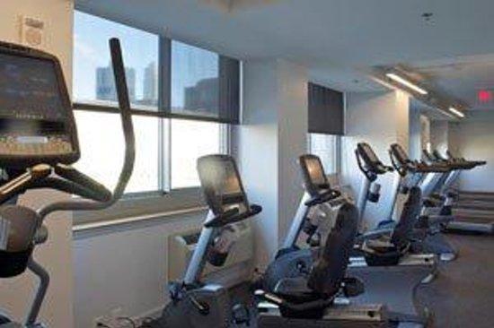 Allcity-Grand Suites : Gym