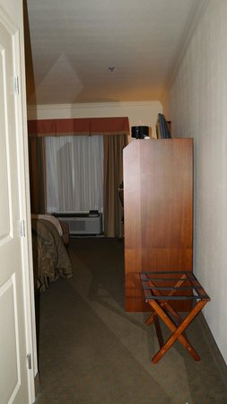 Comfort Inn Huntsville: room overview 1