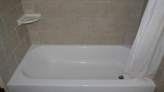 Comfort Inn Huntsville: tub