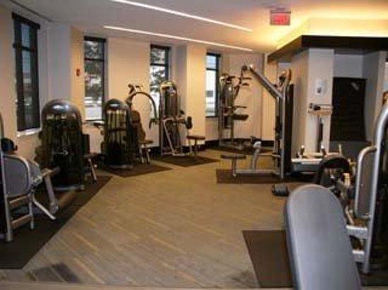 Meridian at Pentagon City : Gym