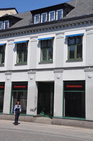 Hotell Ahlstrom: Ahlstrom exterior, incl attic room