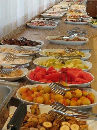 Hotel Baron breakfast