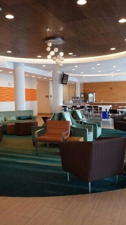 SpringHill Suites San Antonio Airport: Entry way.