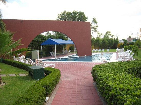 Fiesta Inn Aguascalientes: Piscina