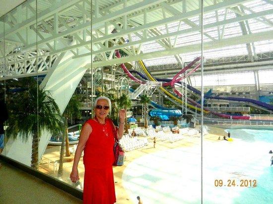Fantasyland Hotel & Resort: Water Park inside Edmonton Mall by Fantasyland Hotel